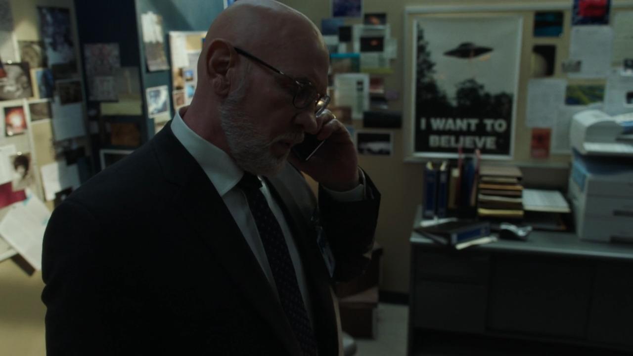 The X-Files  s11e01 (Fox, 2018)