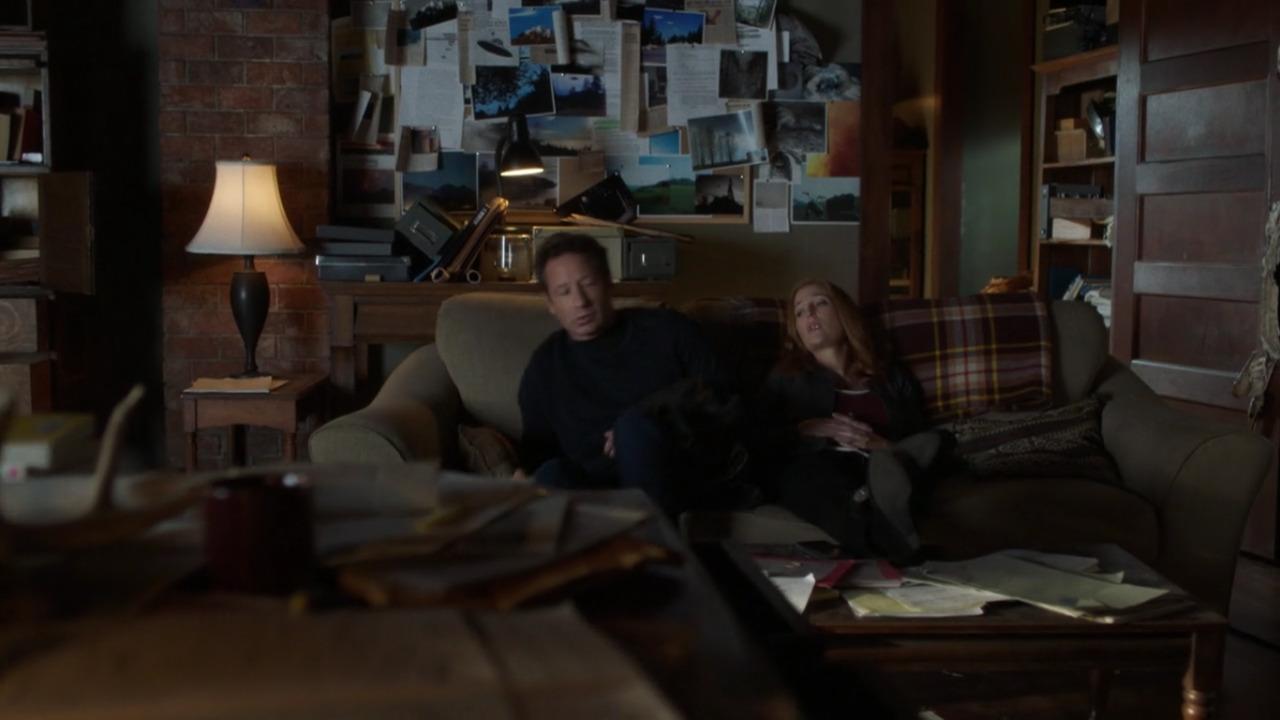 The X-Files  s11e02 (Fox, 2018)