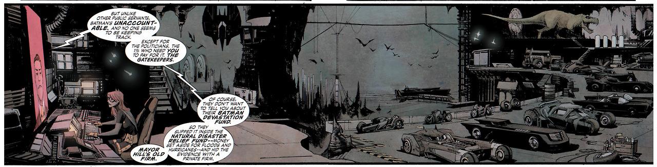 Batman: White Knight  #3 (DC, February 2018)