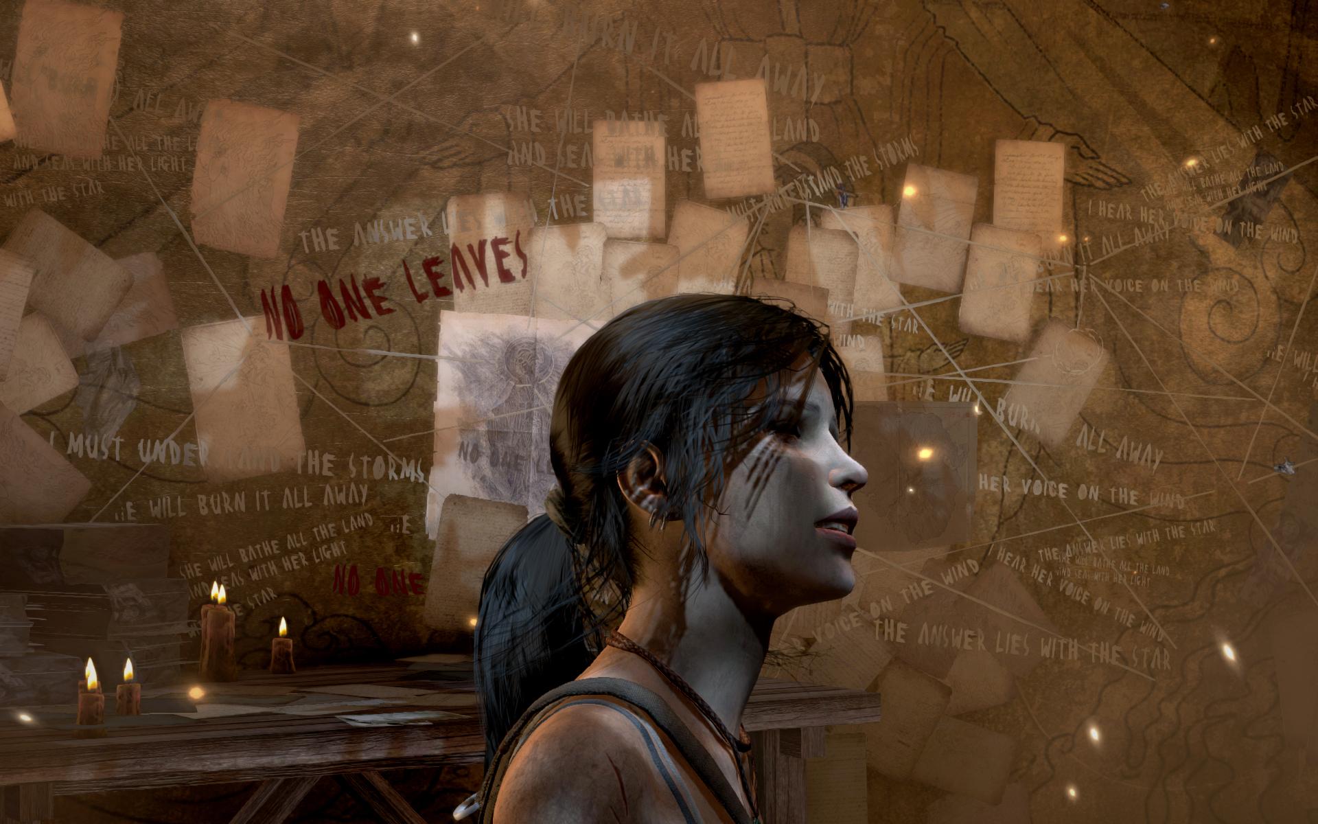 Tomb Raider  (Crystal Dynamics/Square Enix, 2013)