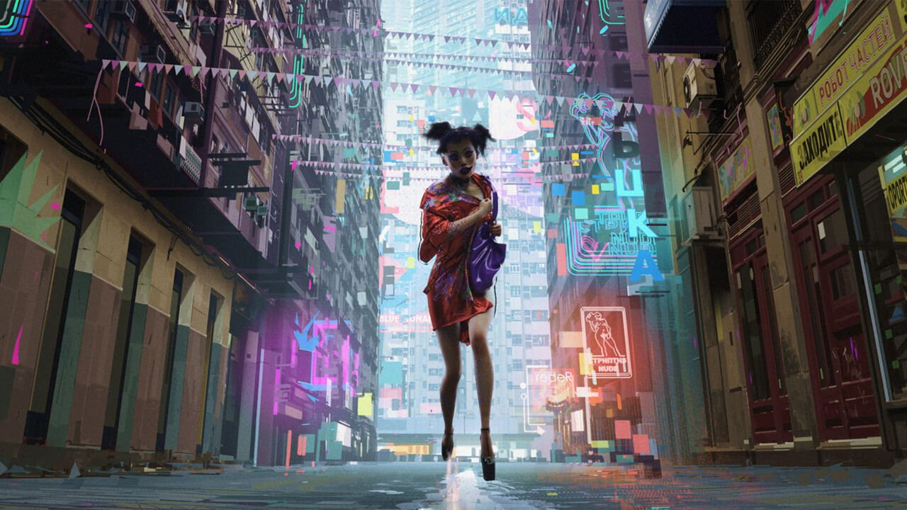 """The Witness,""  Love Death + Robots  (Netlfix, 2019), one of the more problematic episodes"