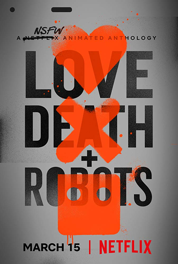 Love Death + Robots  (Netlfix, 2019), promotional image