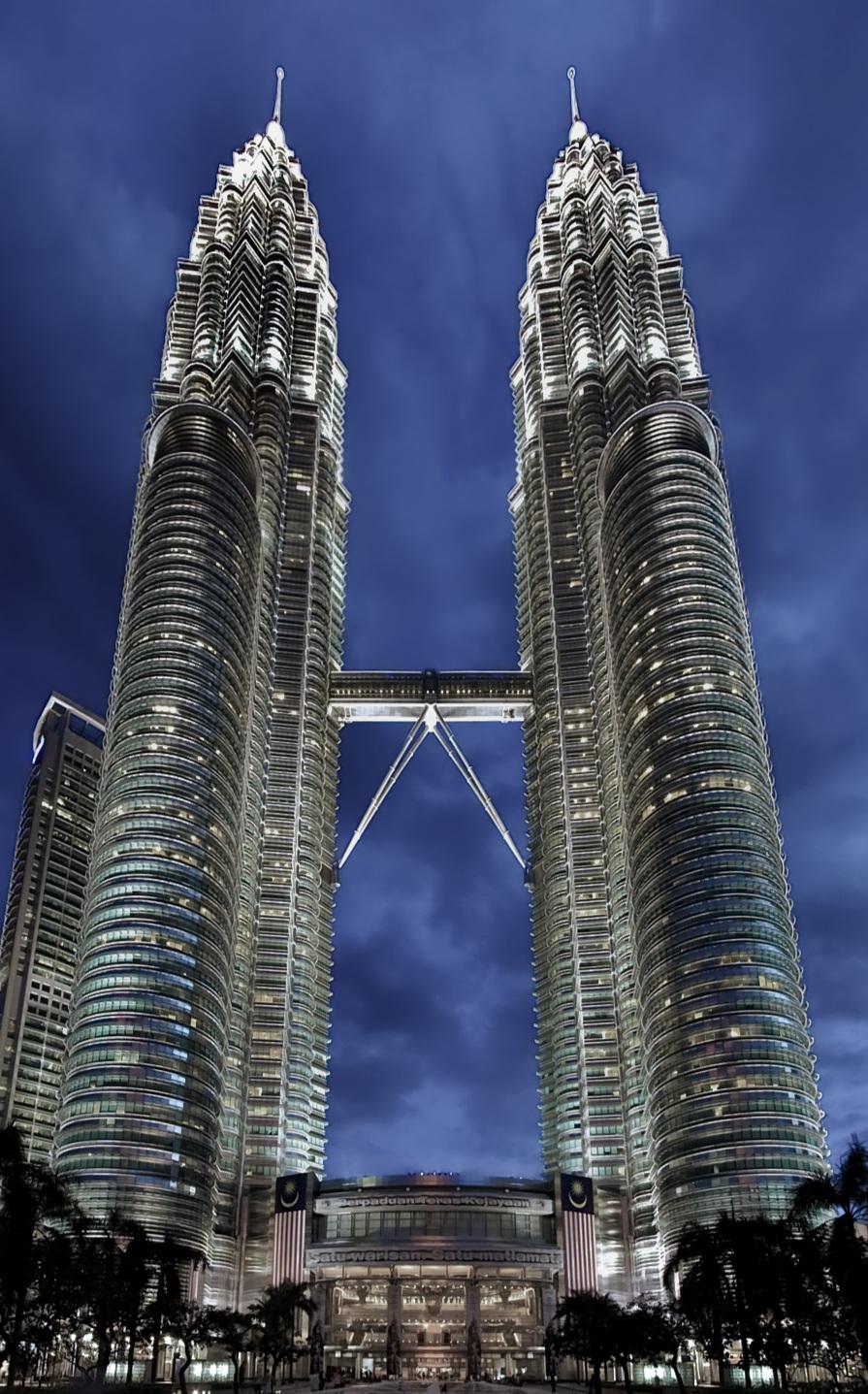 Petrona Towers, ( source )