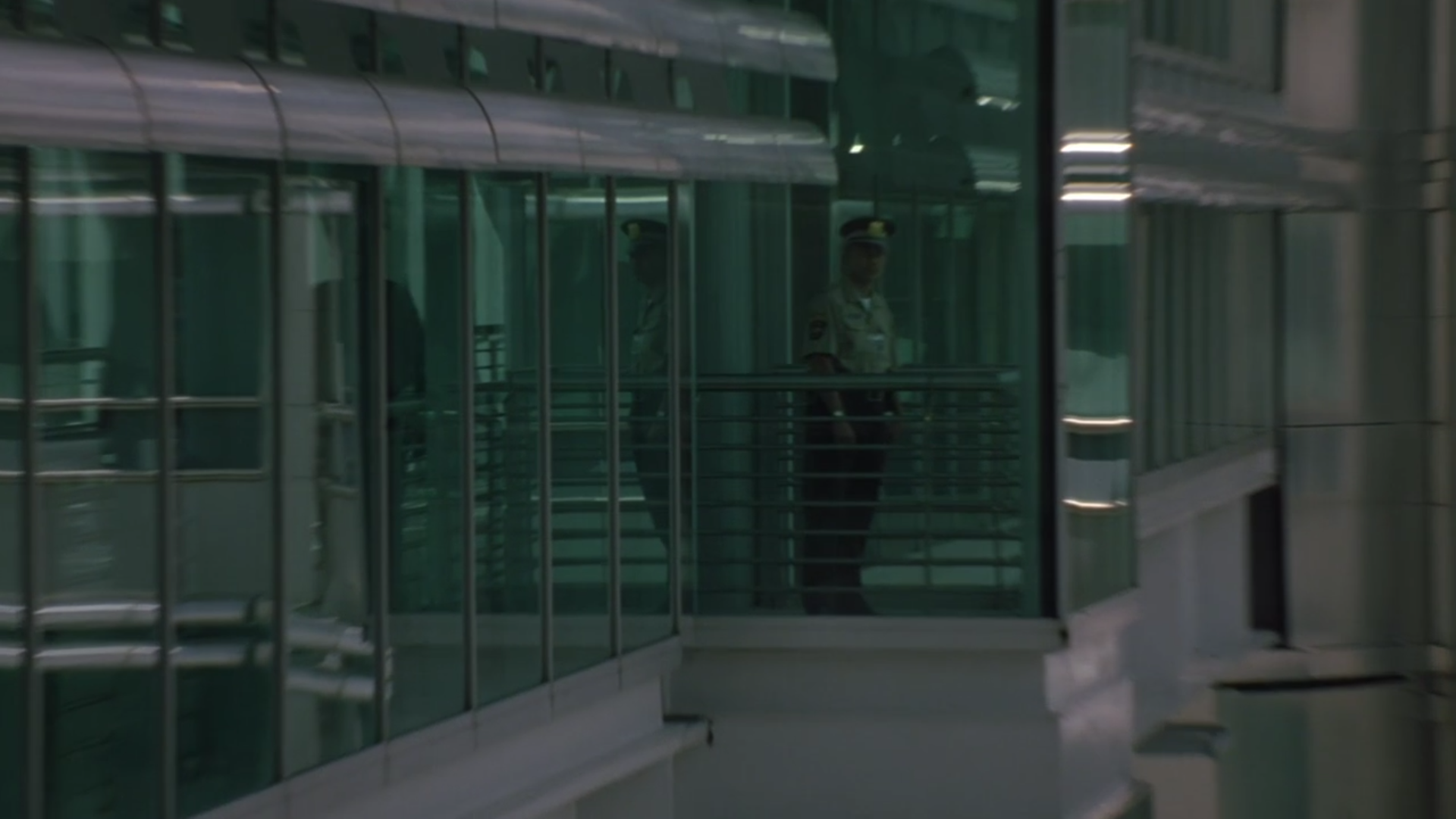Entrapment  (dir. Jon Amiel, 1999)