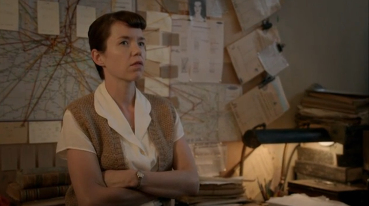 The Bletchley Circle  (ITV, 2012-14)