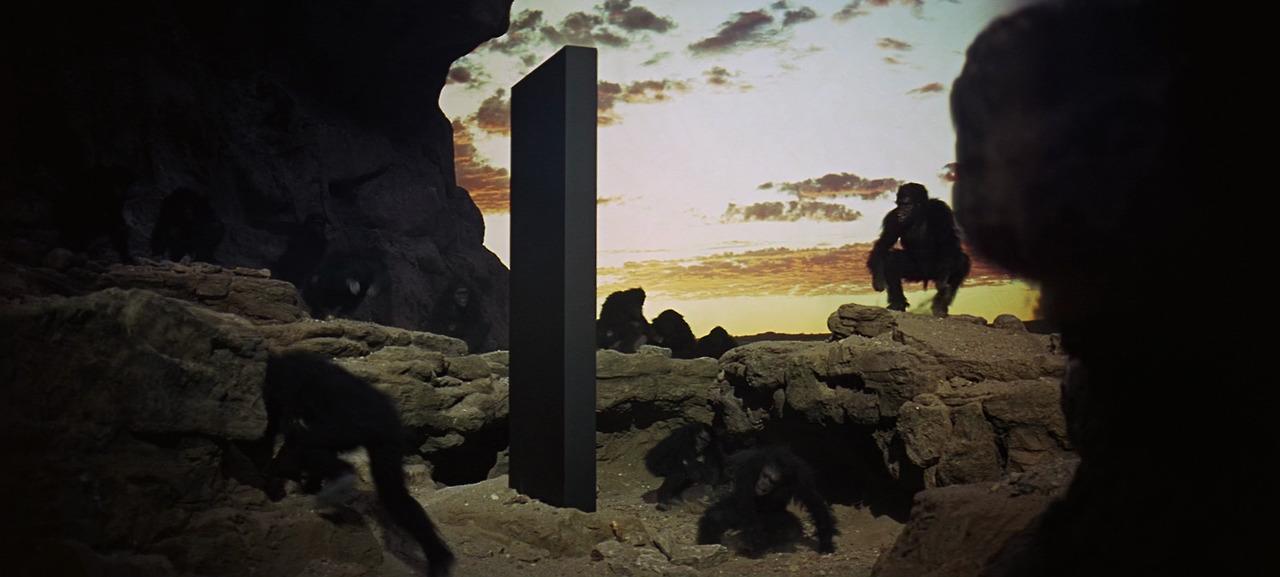 2001: A Space Odyssey  (dir. Stanley Kubrick, 1968) 2001: A Space Odyssey  (dir. Stanley Kubrick, 1968)