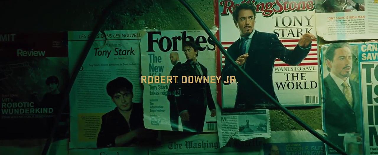 Iron Man 2  (dir. Jon Favreau, 2010)