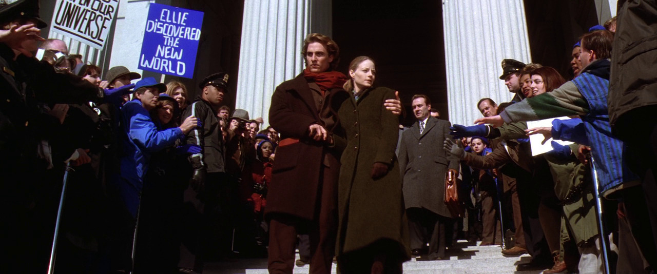 Contact  (dir. Robert Zemeckis, 1997)