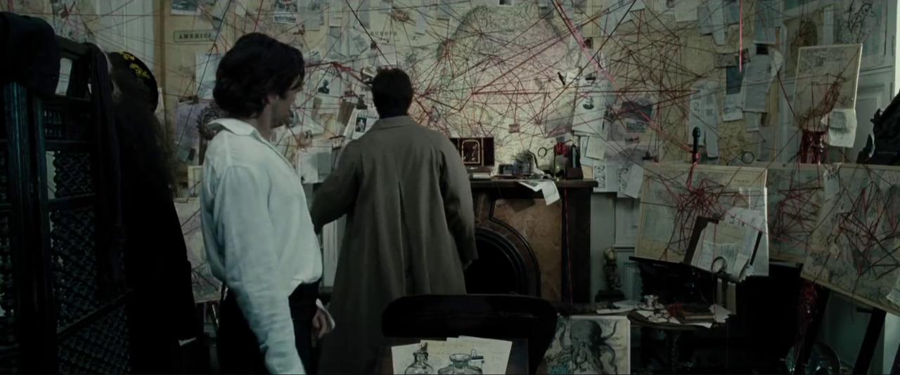 Sherlock Holmes: A Game of Shadows  (dir. Guy Ritchie, 2011)