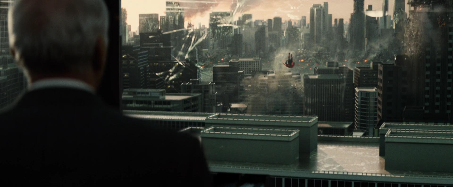Batman v Superman: Dawn of Justice  (dir. Zack Snyder, 2016)