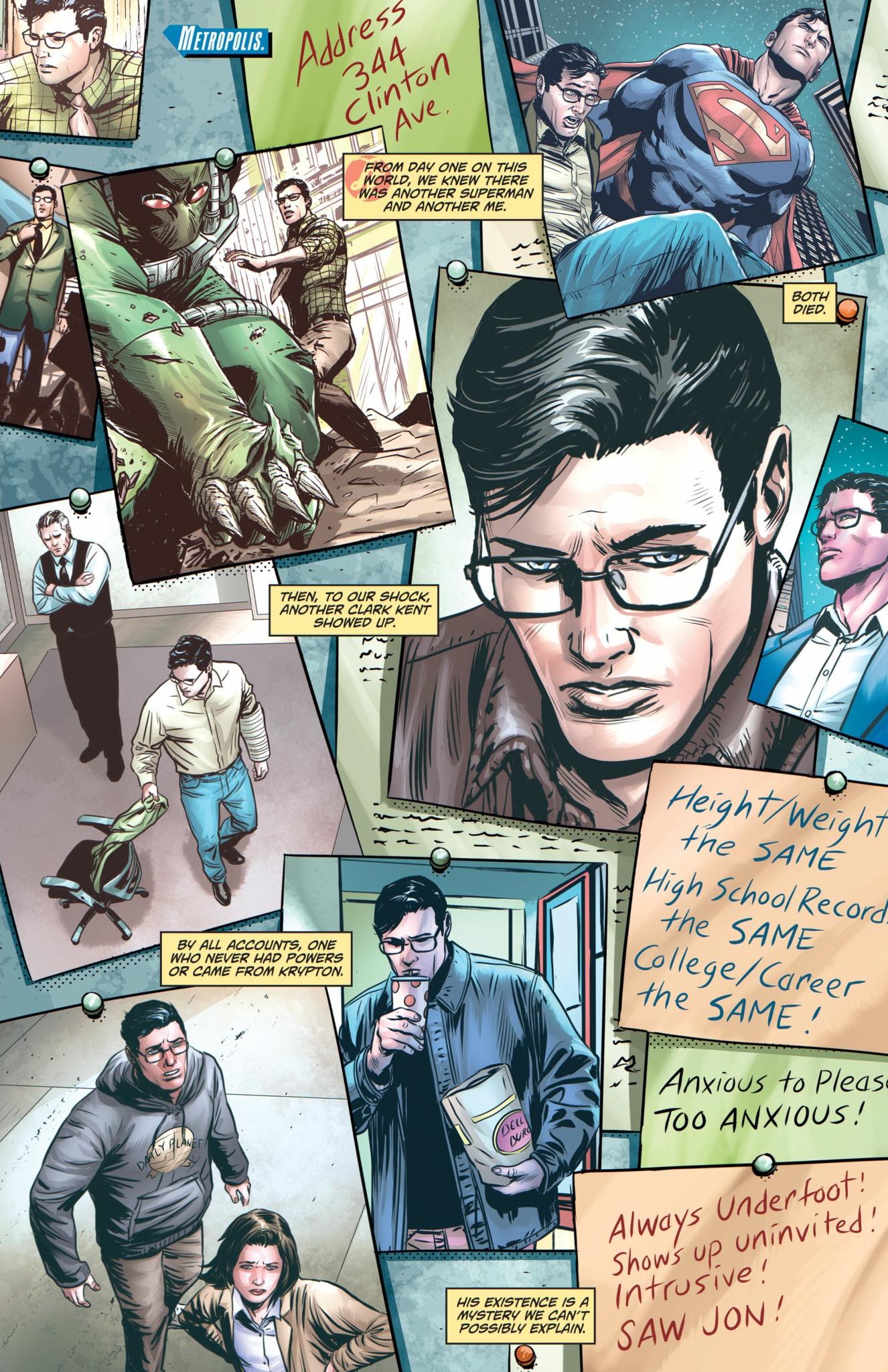 Action Comics  #974 (DC, April 2017)