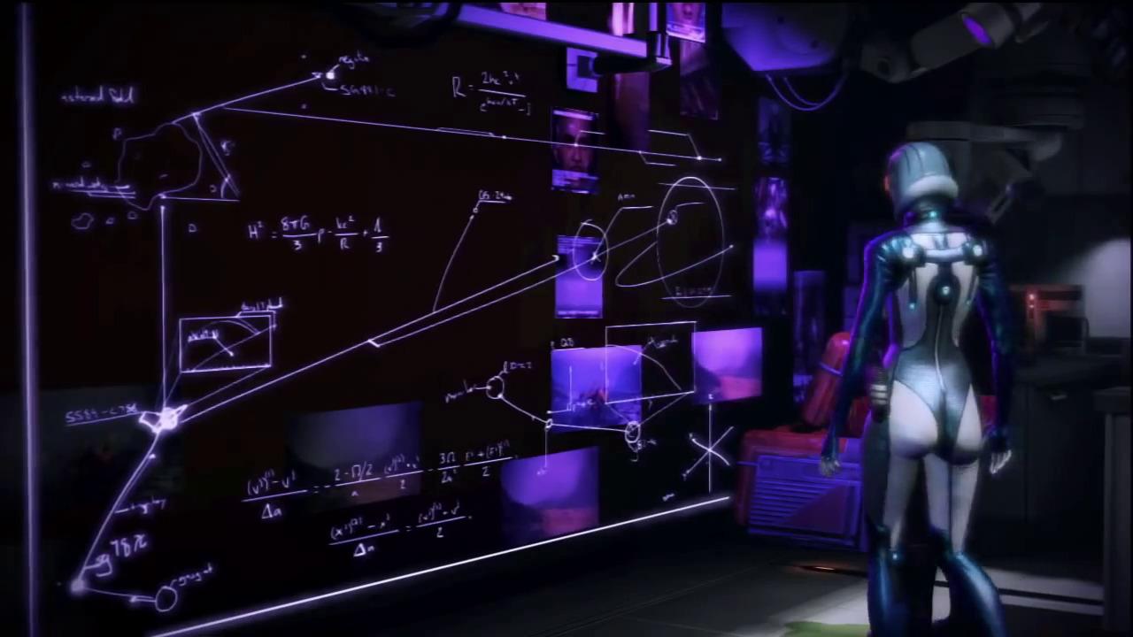 Mass Effect  3 (BioWare, 2012)