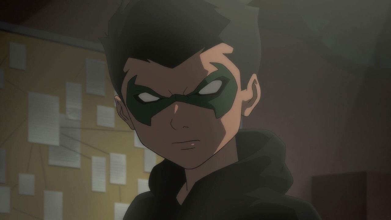 Batman vs. Robin  (dir. Jay Oliva, 2015)