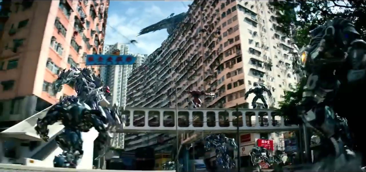 Transformers: Age of Extinction  (dir. Michael Bay, 2014)