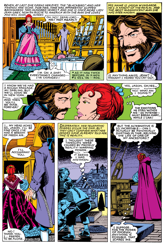Uncanny X-Men  #129 (Marvel, January 1980), page 5