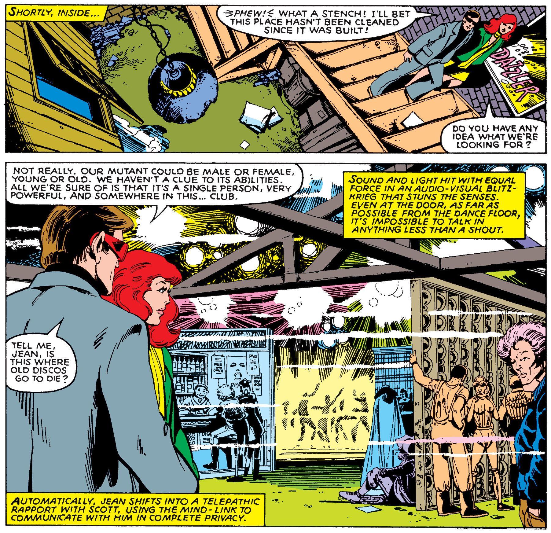 Uncanny X-Men  #130 (Marvel, February 1980), page 3