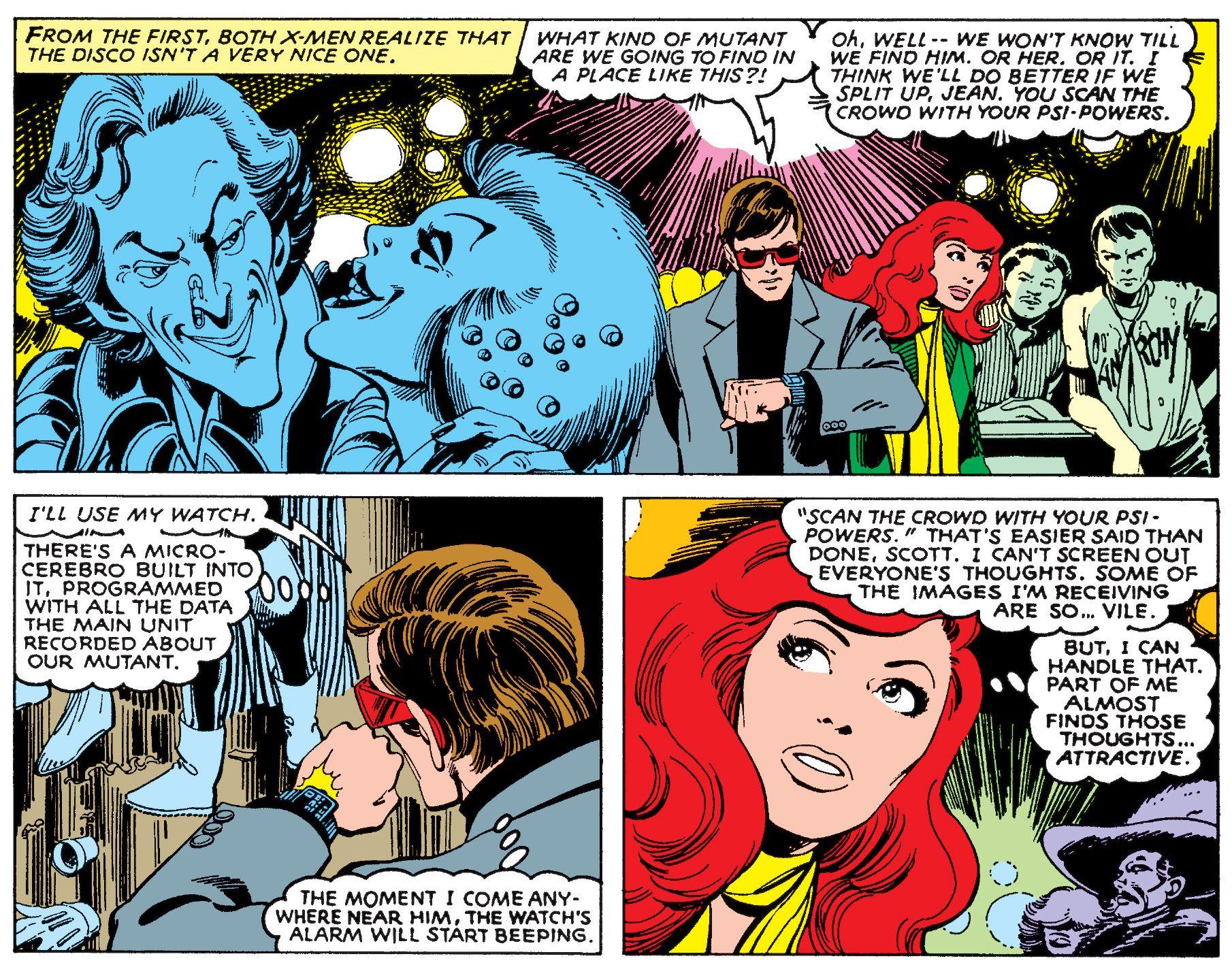 Uncanny X-Men  #130 (Marvel, February 1980), page 5
