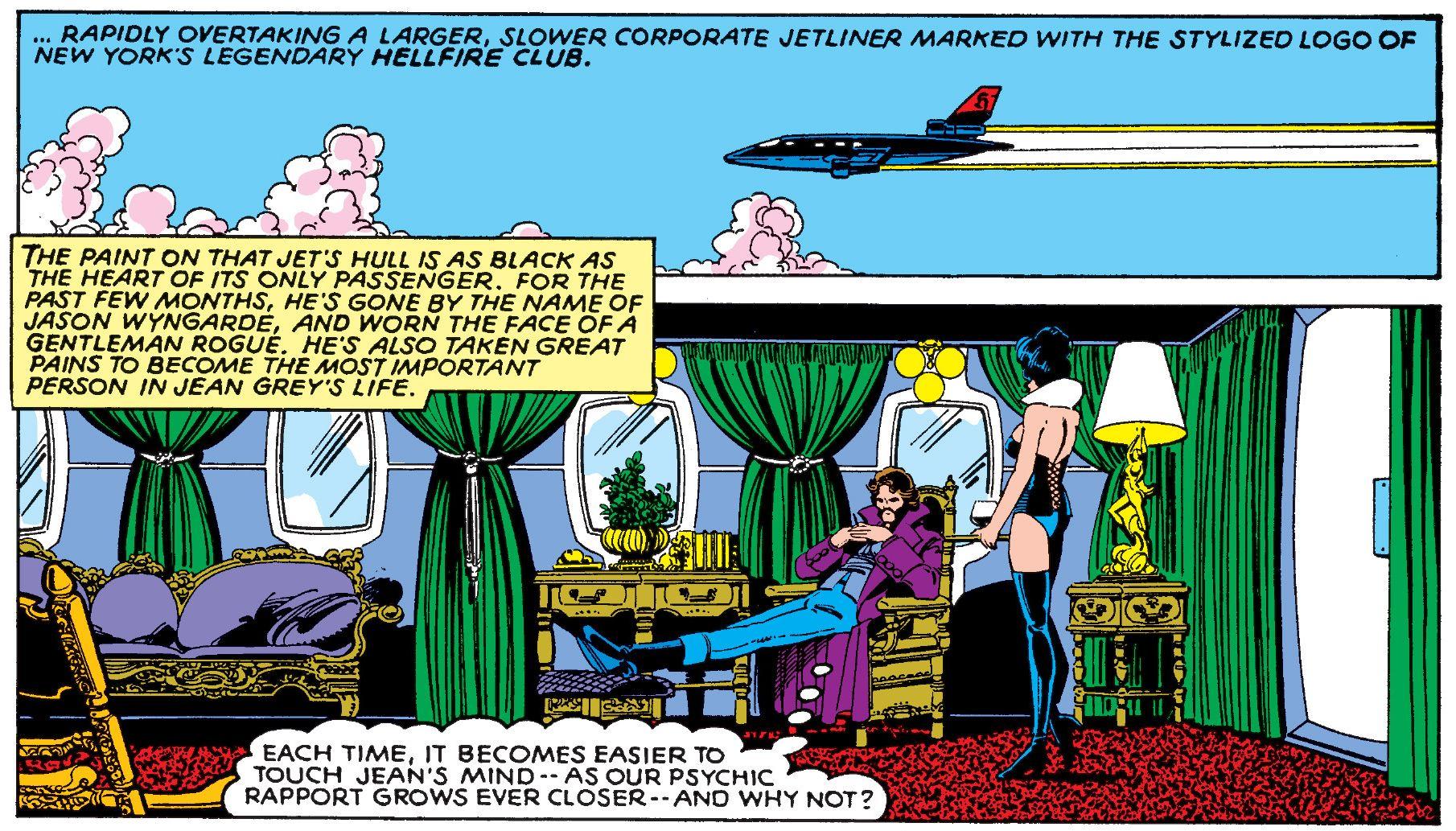 Uncanny X-Men  #129 (Marvel, January 1980), page 3