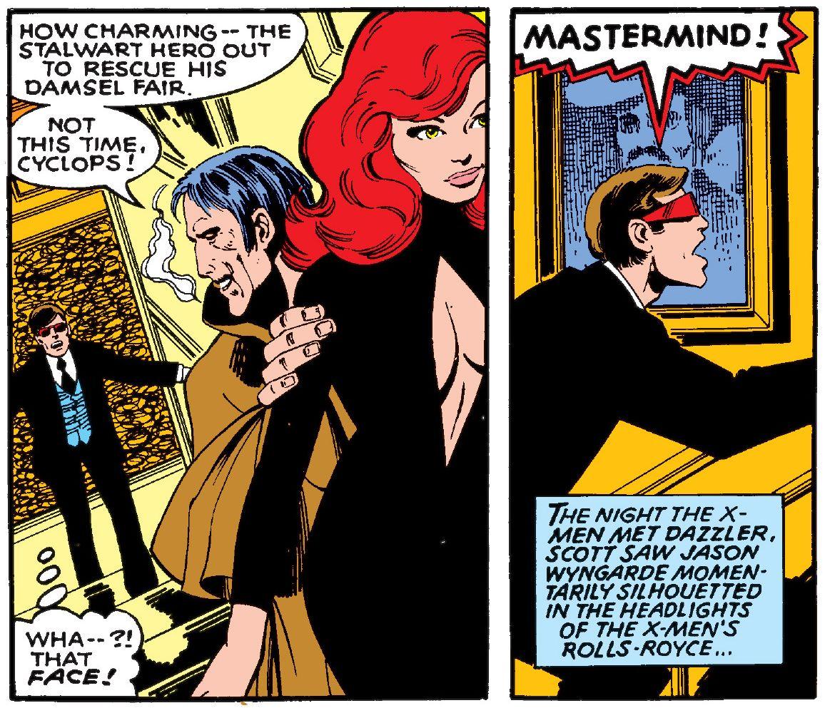 Uncanny X-Men  #132 (Marvel, April 1980), page 16