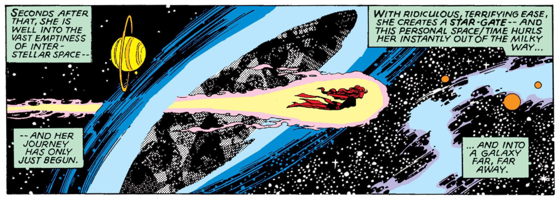 Uncanny X-Men  #135 (Marvel, July 1980), page 19