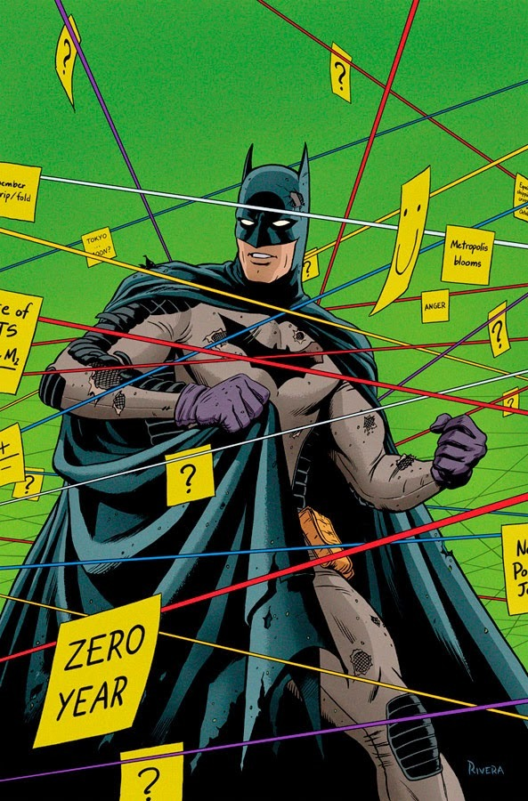 Batman: Zero Year (DC Comics, 2014)