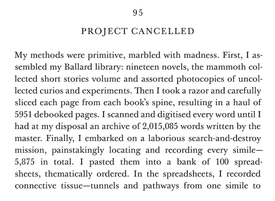 Simon Sellars,  Applied Ballardianism  (2018), page 340