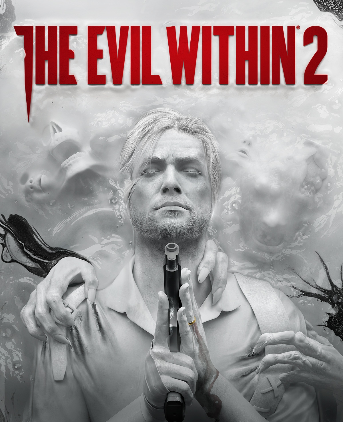 The Evil Within 2  (Bethesda, 2017), cover