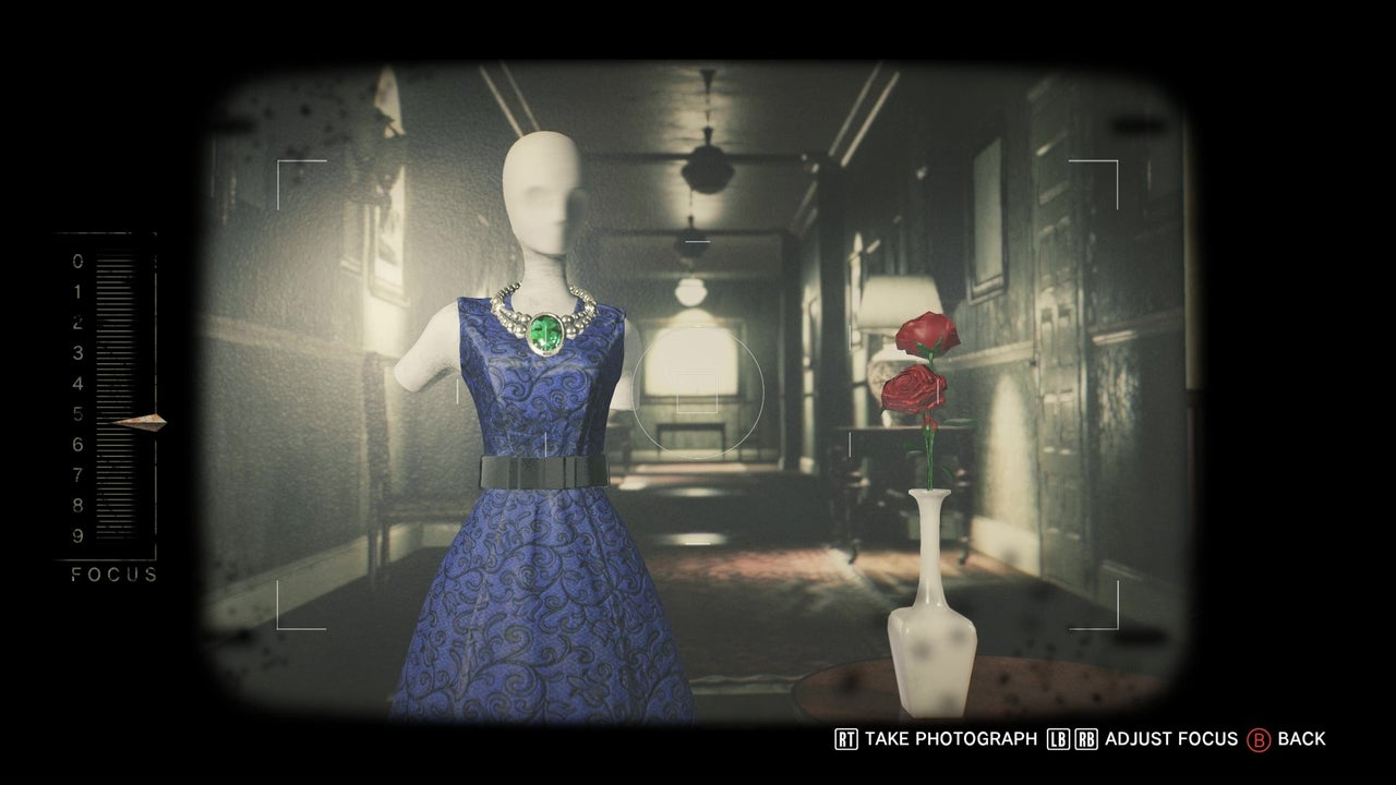The Evil Within 2  (Bethesda, 2017), the Emily mannequin puzzle