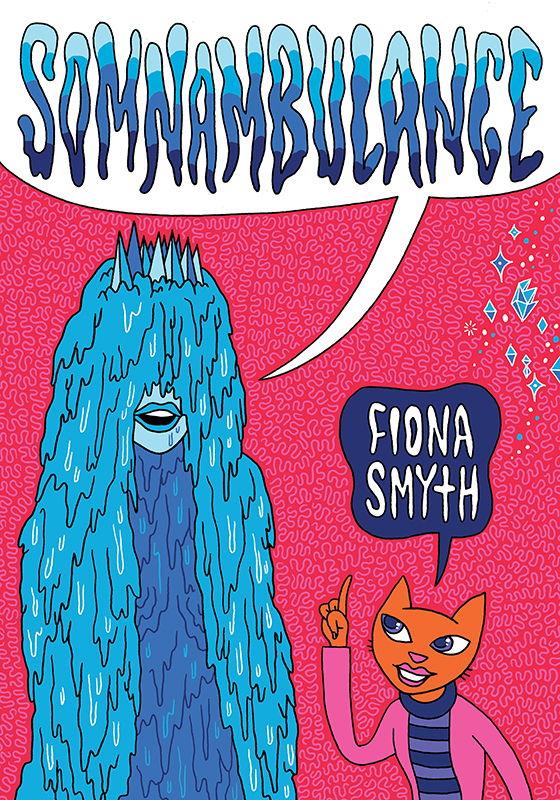 Fiona Smyth,  Somnambulance  (2018), cover