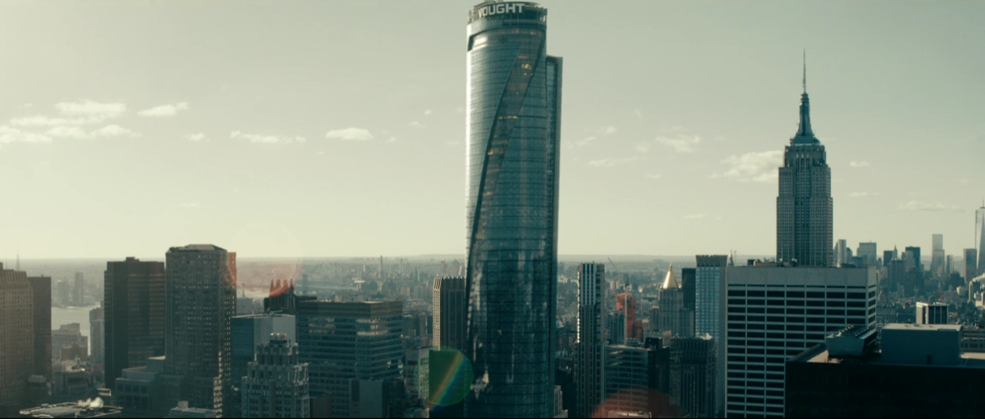 Tower-ing Fiction #10: The Seven/Vought Tower, The Boys (2019) — The Vault of Culture