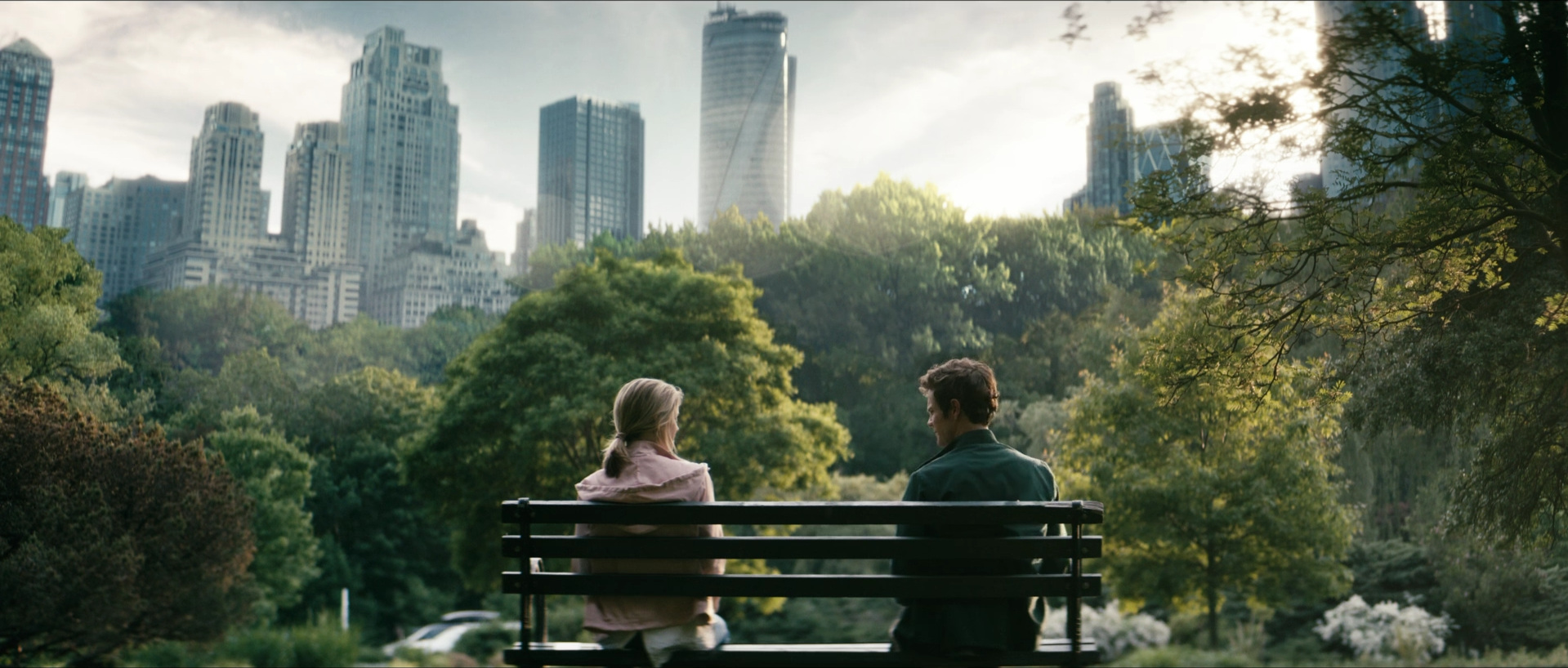 The Boys  s01e01 (Amazon, 2019), The Seven Tower, seen from Central Park