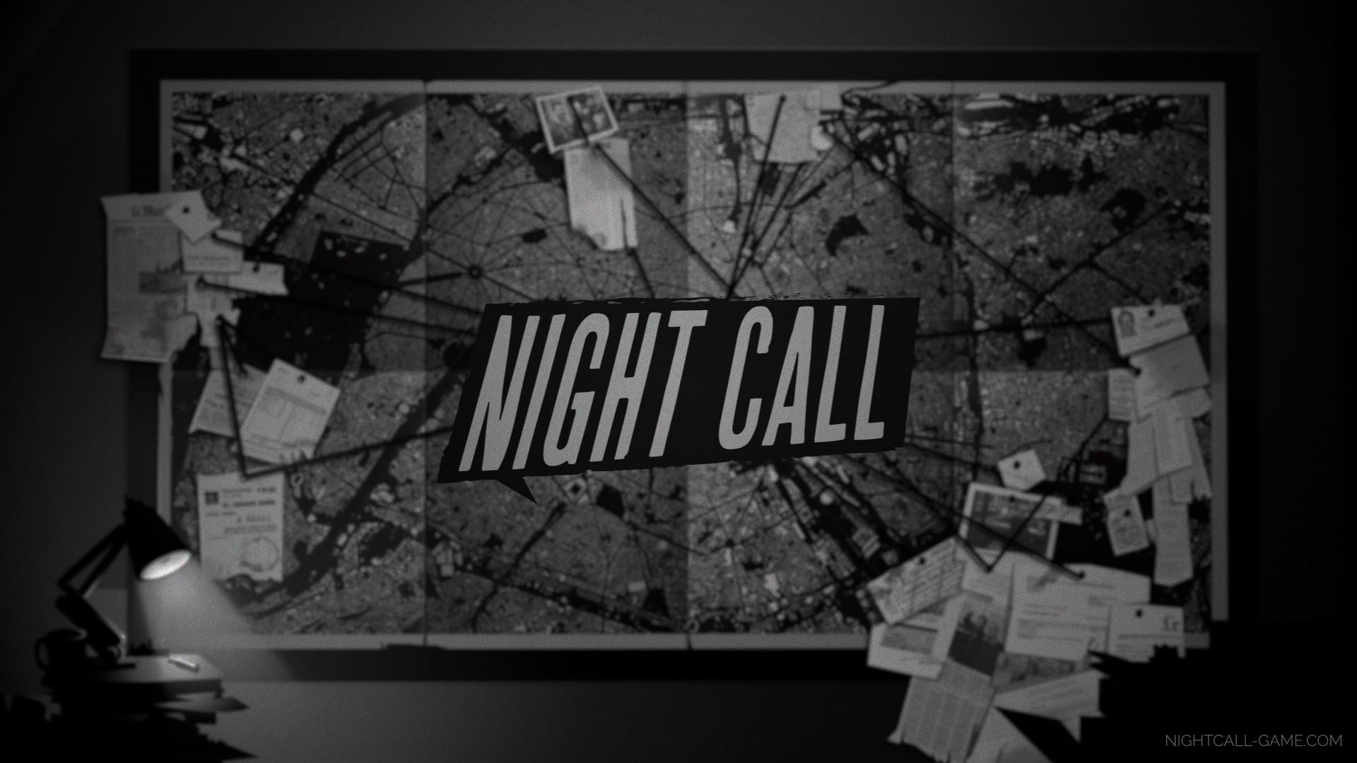 Night Call  (MonkeyMoon, 2019)