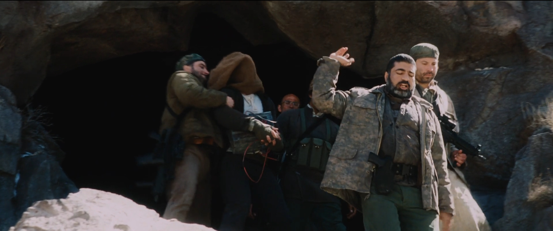 Iron Man  (2008): Afghanistan as threat