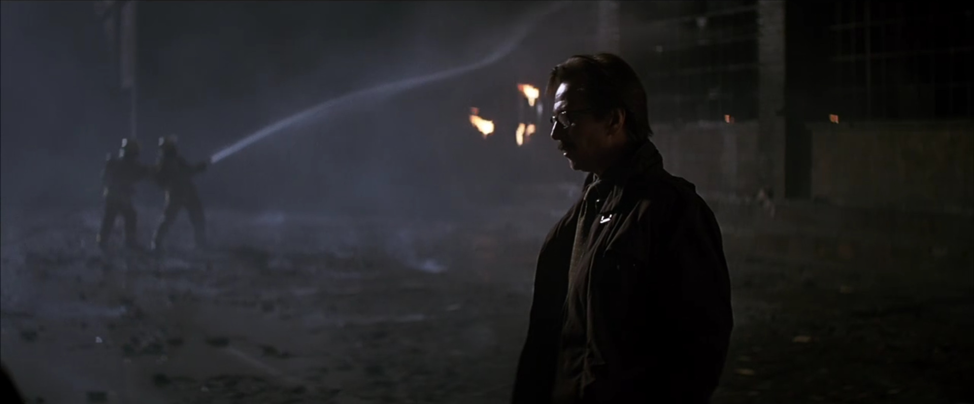 The Dark Knight  (2008): evoking 9/11