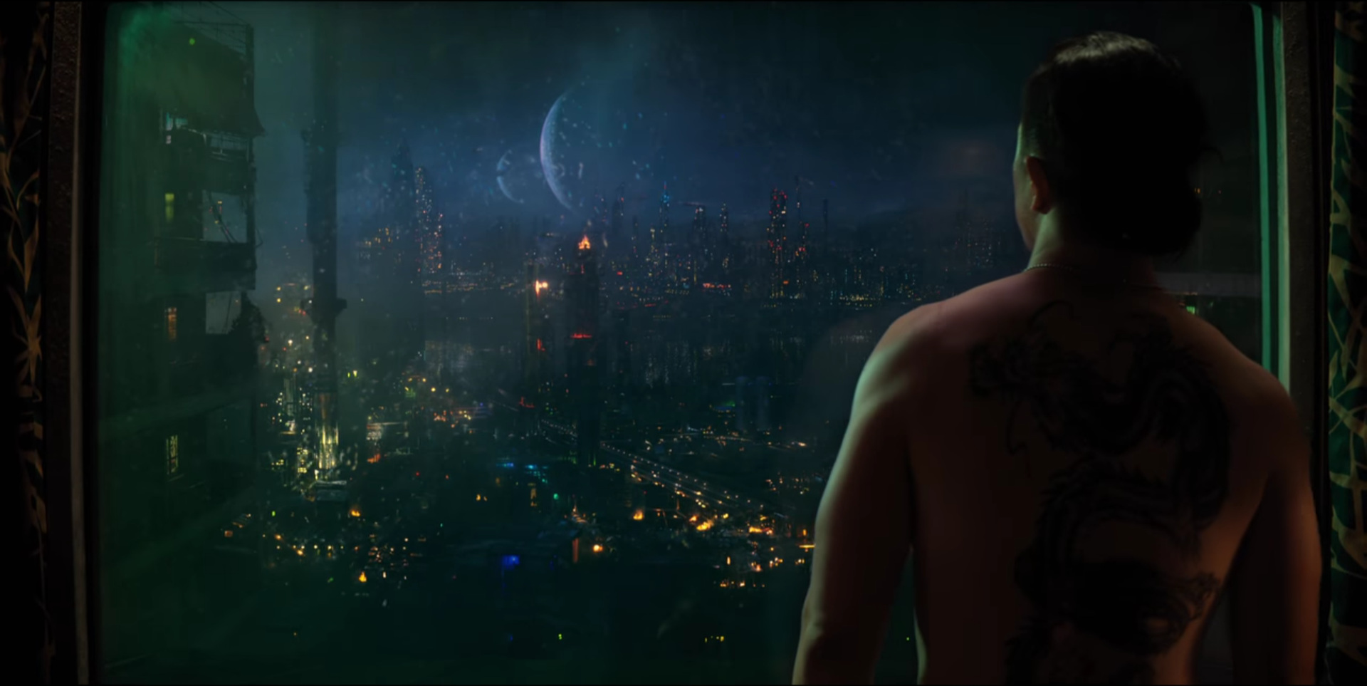 Altered Carbon  s01e01 (Netflix, 2018)