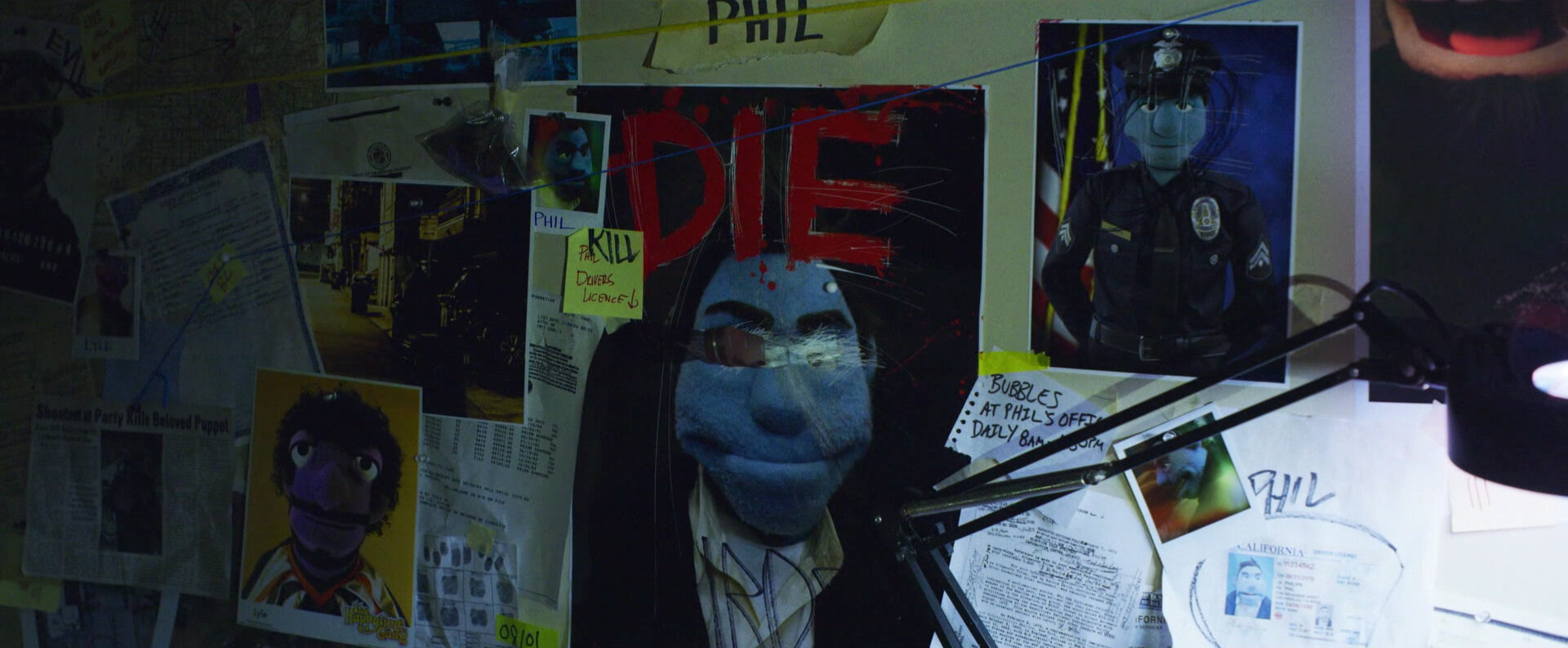 The Happytime Murders  (dir. Brian Henson, 2018)