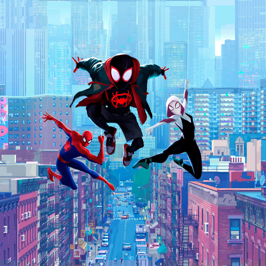 Form and Belonging in Spider-Man: Into the Spider-Verse (2018 ...