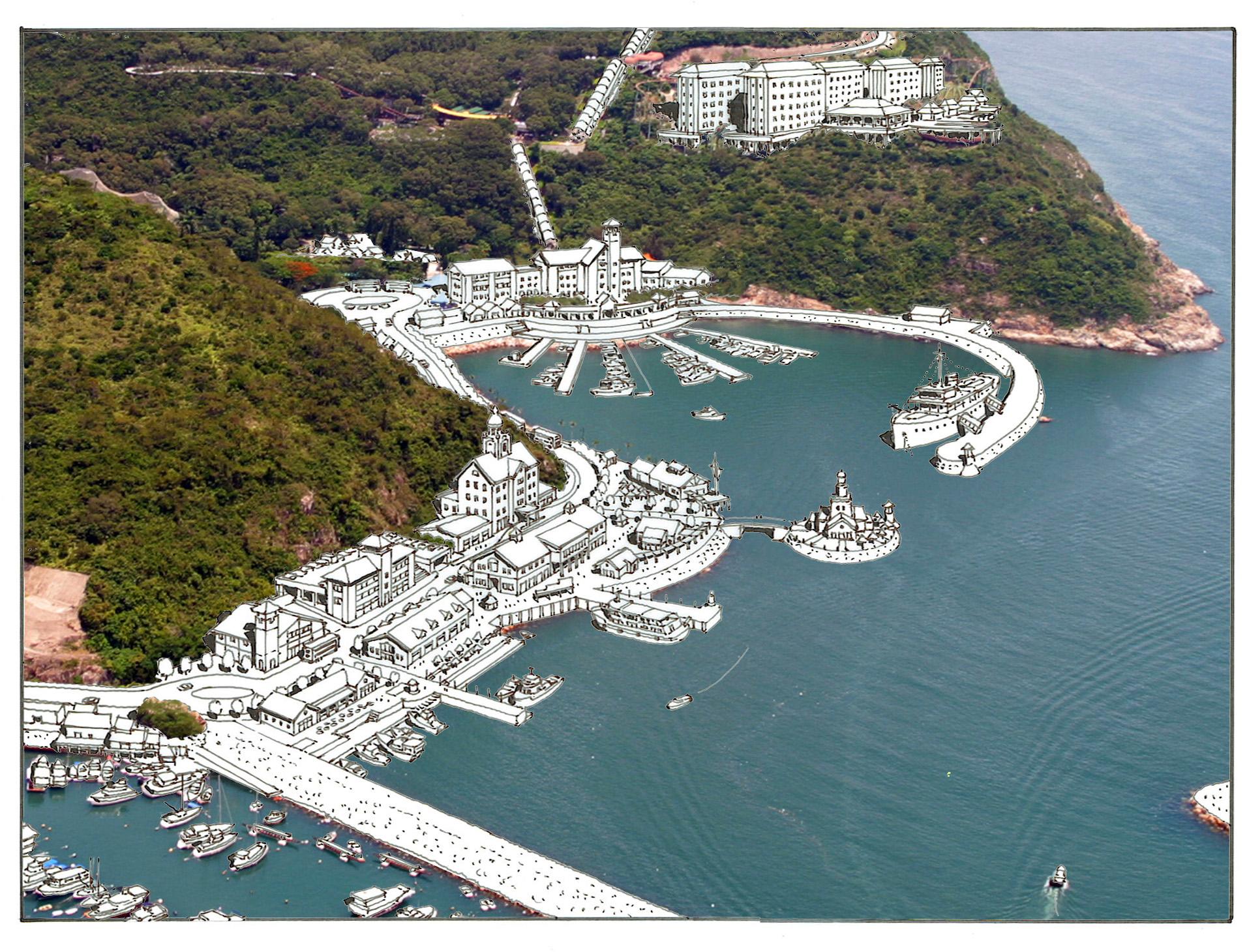 Ocean Park Tia Shu Wan