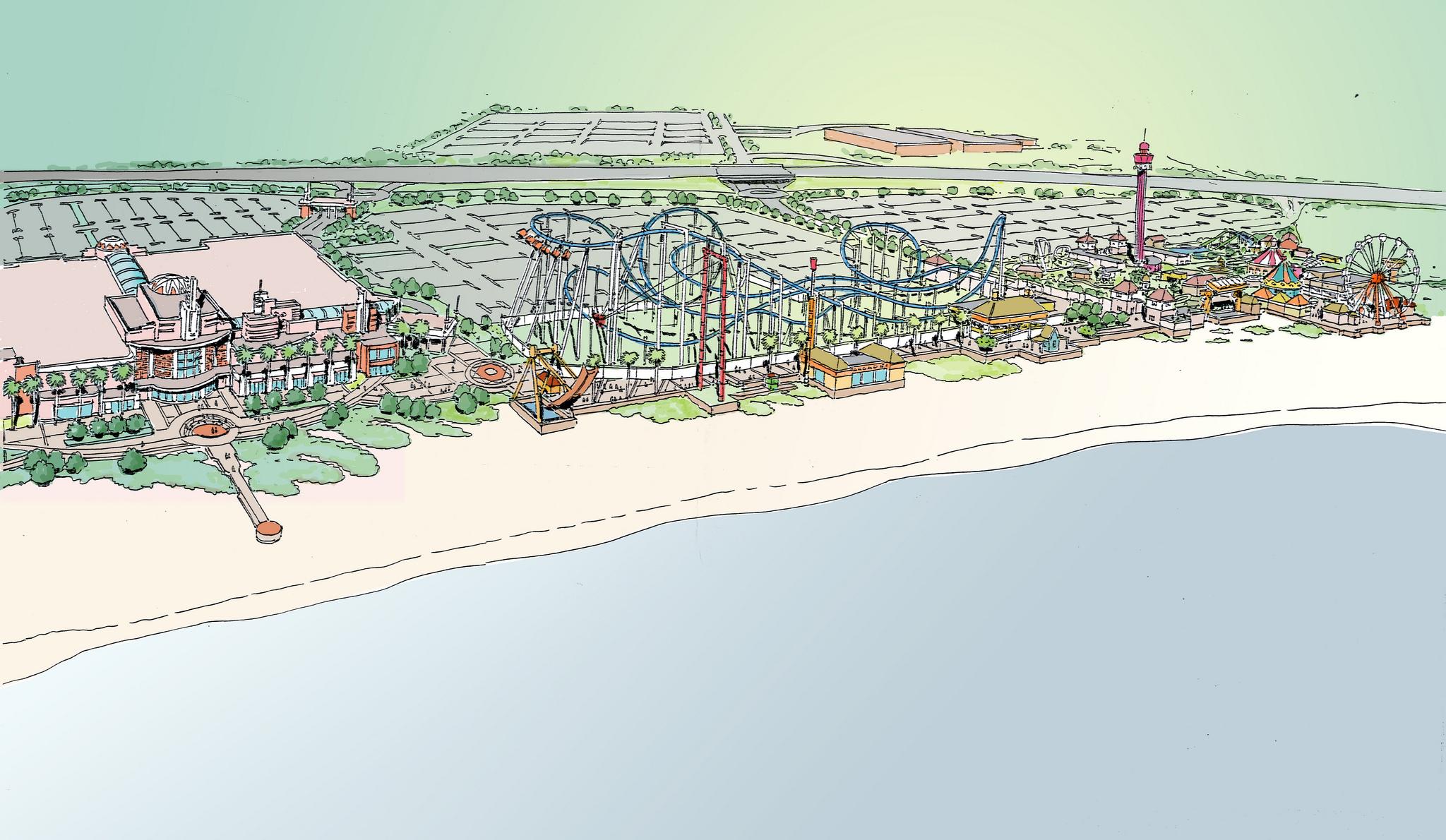 South Africa Theme Park