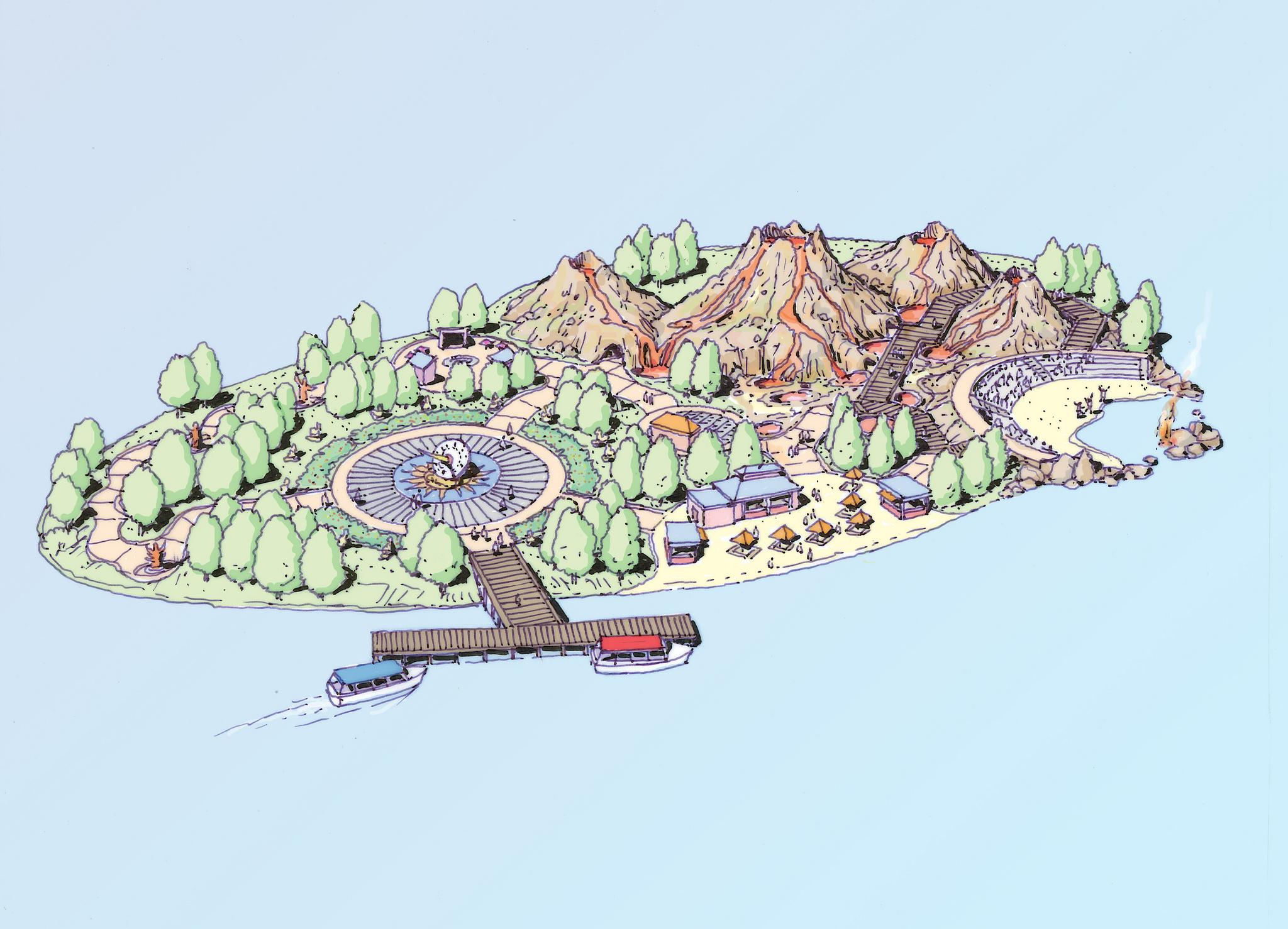 Westlake Islands