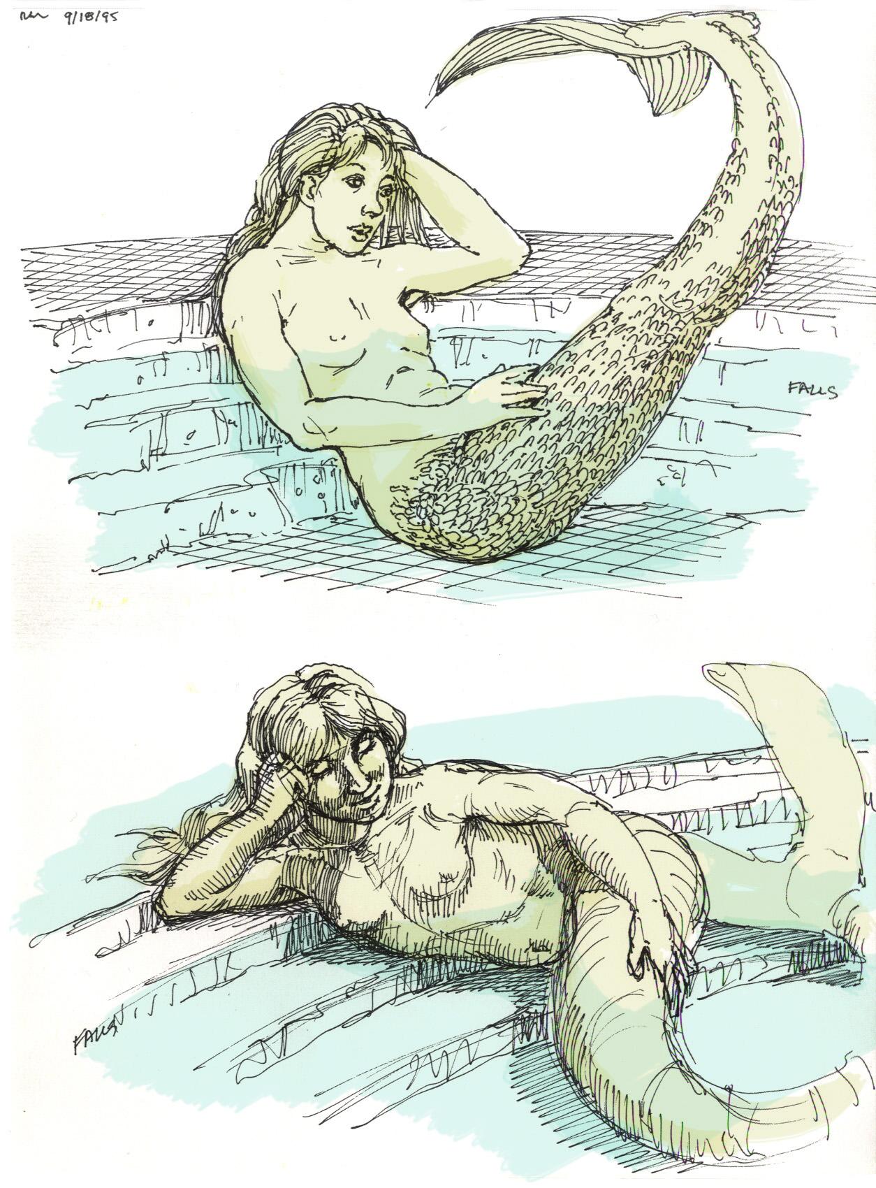 Neptune Mermaid fountain 08 3344790739[K].jpg