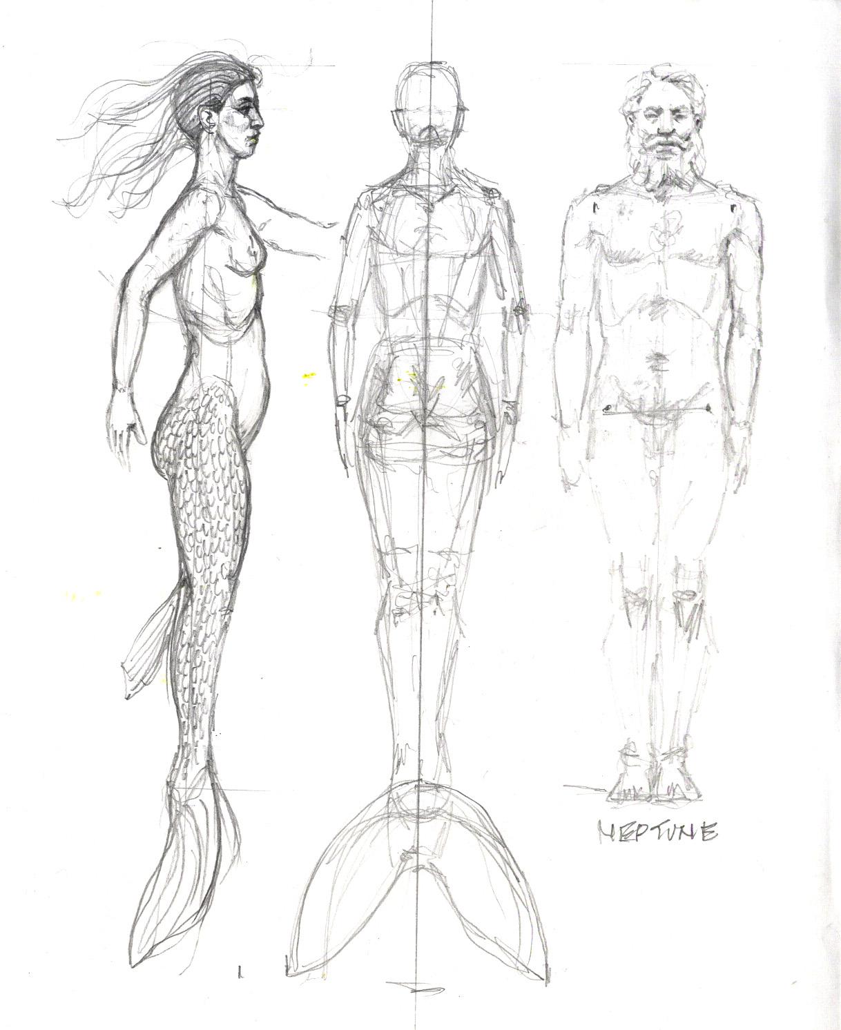 Neptune Mermaid fountain 10 3344791179[K].jpg