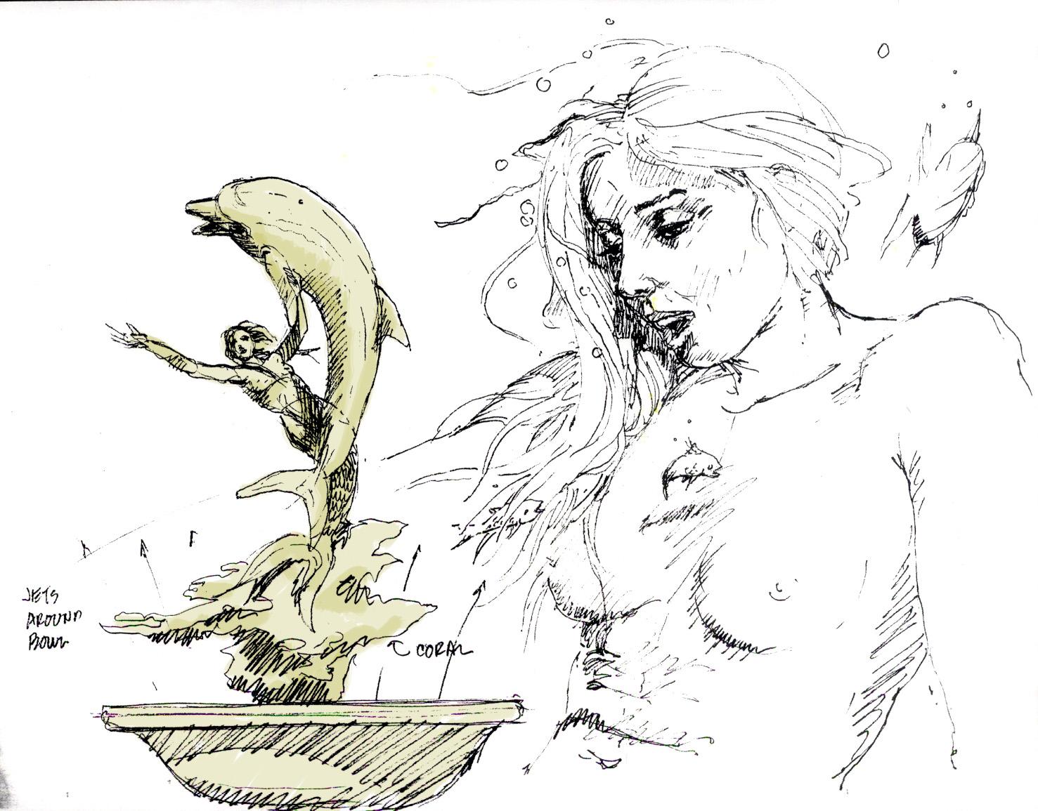 Neptune Mermaid fountain 12 3344791603[K].jpg