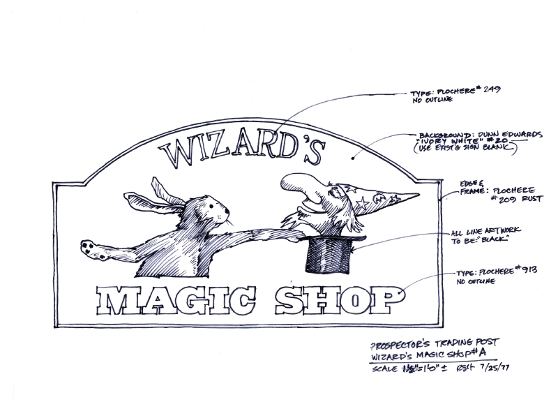 Wizard's Magic Shop sign001 8024868921[K].JPG