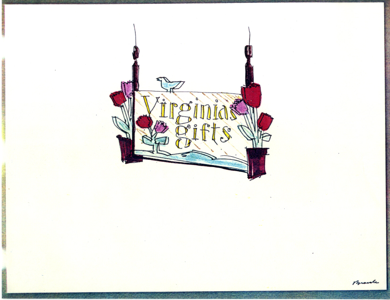 Virgina's Gifts sign 02 4152492298[K].JPG