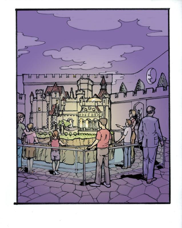 A8-Fairy Castle version A The Castle_color 6070832721[K].JPG