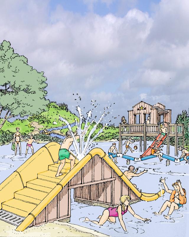 Texas Water Park