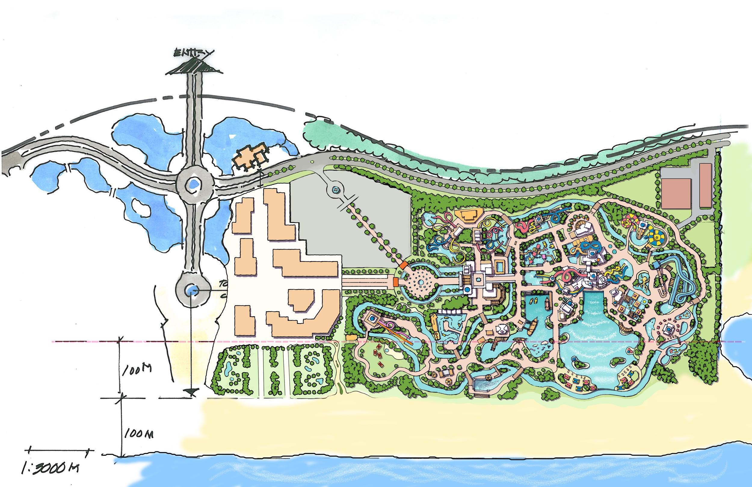 Sapphire Water Park