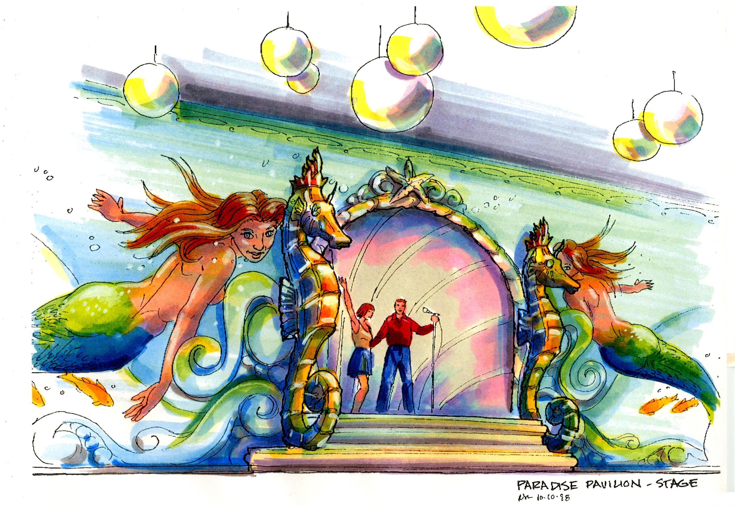 Paradise Pavilion Quechan Casino