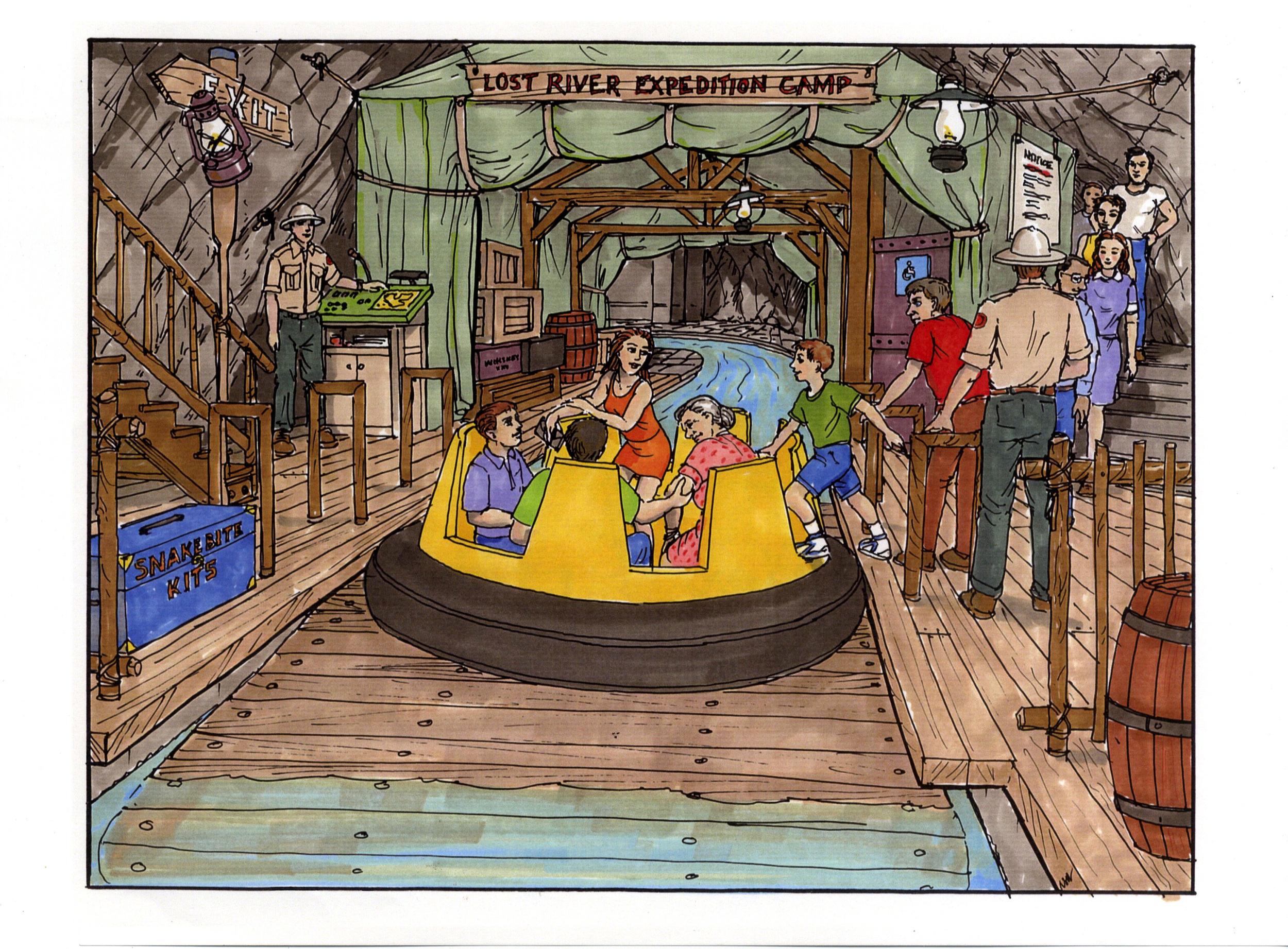 Rain Forest Cafe Dark Ride 13.jpg